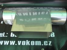 Komínový díl s kontrolním otvorem 150x250 pr. 400mm