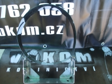 Komínové lůžko přestavitelné 60-100mm pr. 200mm