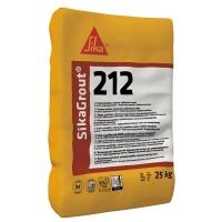 Cementová zálivková malta SikaGrout-212 pro vrstvy 12-40mm 25kg