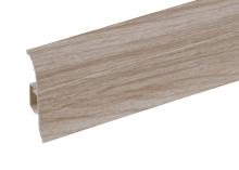Podlahová lišta soklová Cezar Premium 119