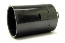 DES objímka 1351-13000 E27 černá