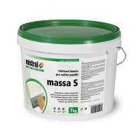 Mistral Massa S pastovitý stěrkový tmel pro interiér 7 kg