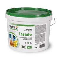 Mistral Fasade Pro Mix B1 akrylová fasádní barva 10l
