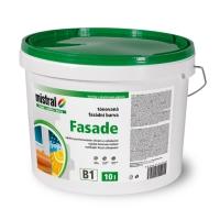 Mistral Fasade Pro Mix B1 akrylová fasádní barva 5l