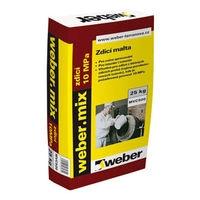 Suchá maltová směs pro zdění Weber mix zdící 10MPa 25kg