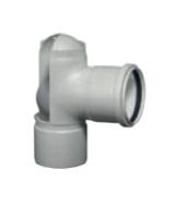 Zpětná klapka odkouření pro kondenzační kotle