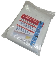 Textilie zakrývací Batizol kryfol 3 - savá, protiskluzná nepropustná na podlahu 100 cm x 3