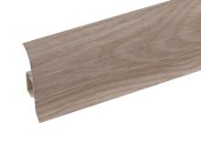 Podlahová lišta soklová Cezar Premium 171