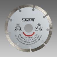 Den Braven diamantový kotouč segment standard 125mm