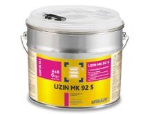 Parketové lepidlo pro všechny druhy dřevin a laminát UZIN MK 92 S, sl. A+B 10kg
