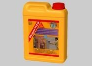Vodoodpudivá impregnace porézních stavebních materiálů Sikagard 703 W 2l