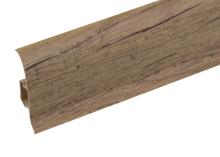 Podlahová lišta soklová Cezar Premium 215