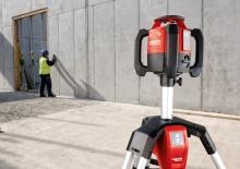 Venkovní rotační samonivelační laser s 360°, půjčovna