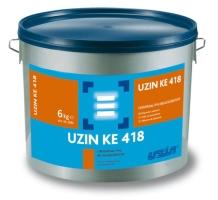 Disperzní lepidlo UZIN KE 418 pro lepení pvc, cv, textil. podlahovin 6kg