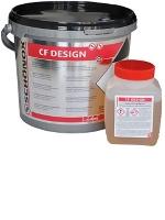 Epoxidová designová spárovací hmota Schonox CF Design stříbrošedá 2,5kg