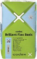 Spárovací hmota antracit CODEX Brillant Flex Basic 12,5kg