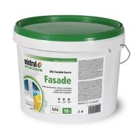 Mistral Fasade Praktik akrylátová fasádní barva bílá 15 kg