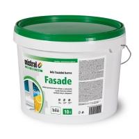 Mistral Fasade praktik akrylátová fasádní barva bílá 7kg