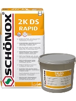 Cementová dvousložková hydroizolační hmota Schonox 2K DS Rapid prášková směs 12,5kg