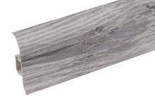 Podlahová lišta soklová Cezar Premium 209