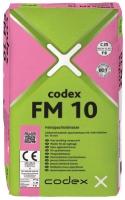 CODEX FM 10 - Jemná cementová samonivelační hmota do 10mm 25kg