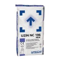 UZIN NC 196 - Samorozlévací cementový potěr s mikrovláknem pro rychle tvrdnoucí potěry 2-40mm 25kg