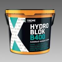 Asfaltová izolační stěrka Hydro Blok B400 Den Braven 10kg