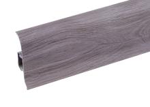 Podlahová lišta soklová Cezar Premium 117