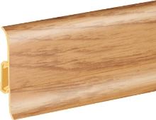 Podlahová lišta soklová Cezar Duo 102