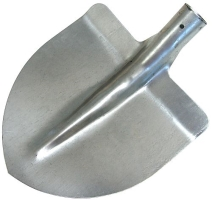 Lopata Fe srdcovka pozink síla plechu 2 mm