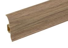 Podlahová lišta soklová Cezar Premium 225