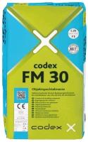 CODEX FM 30 - Objektová cementová samonivelační hmota od 3 do 30mm 25kg