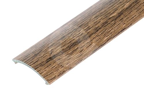 Přechodová lišta Cezar samolepící 30mm 0,9m dub pálený