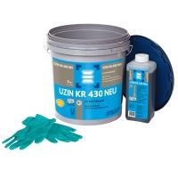 Uzin KR 430 - Lepidlo polyuretanové pro lepení kaučukových podlahovin