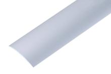 Přechodová lišta Cezar samolepící 30mm 1m stříbrná