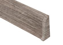 Cezar PREMIUM koncovka pravá, PVC, 59mm, dub richmond, dekor 145