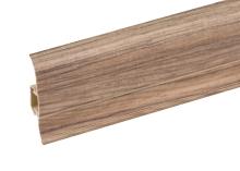 Podlahová lišta soklová Cezar Premium 148