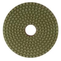 Kotouč na leštění betonu Redimax E-Line Diamond Disc 800 bílý
