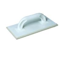 Den Braven hladítko plastové s bílou plstí 280x140