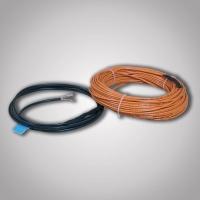 Topný kabel ADSV  do  litých anhydritových a nebo cemflow   podlah v tloušťce 4-5 cm jedno žilové