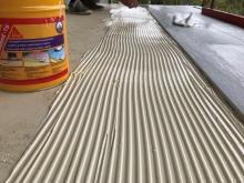 SikaBond T8 6,7kg - pružná hydroizolace a lepidlo na balkony a terasy