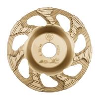 Diamantový kotouč Cup Wheel 2 Gold Redimax 125mm zrnitost 30/40