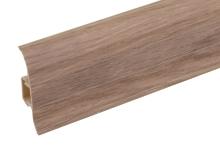 Podlahová lišta soklová Cezar Premium 203